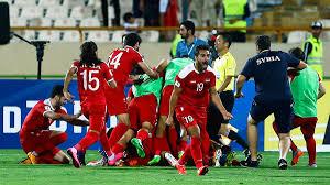 سوريا كأس العالم
