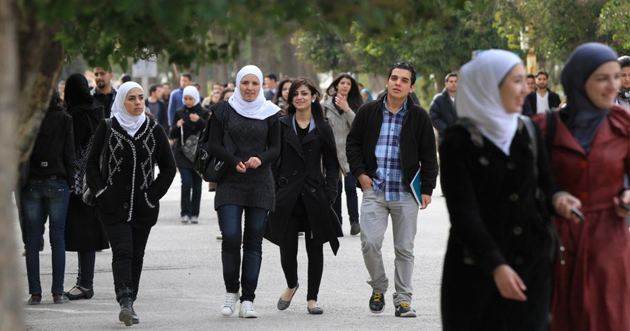 جامعات سوريا
